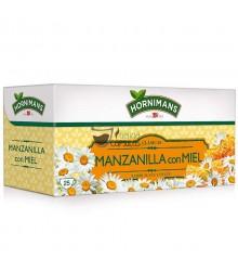 Infusión bolsitas Hornimans - Manzanilla con miel - 25 unidades