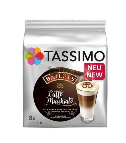 Cápsulas Tassimo - Latte Macchiato BAILEYS® - 8 unidades