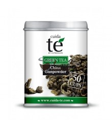 Infusión granel Cuidaté - Té Verde China Gunpowder - 100g