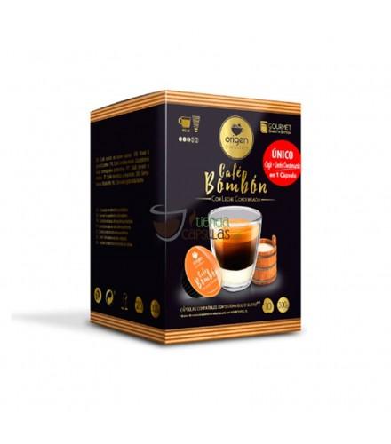 Cápsulas Dolce Gusto®** Origen & Sensations - Café Bombón - 10 unidades
