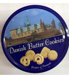 Galletas Danesas - Danish Butter Cookies - Lata 454g