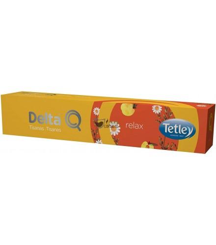 Cápsulas Delta® Q - Tisana relax - 10 unidades