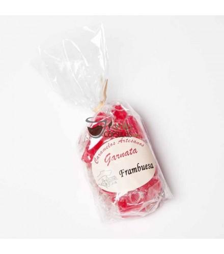 Caramelos Artesanos Garnata - Frambuesa - 175g