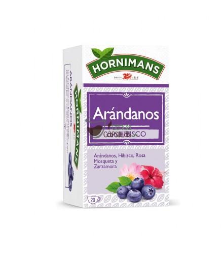 Infusión bolsitas Hornimans - Arándanos - 20 unidades