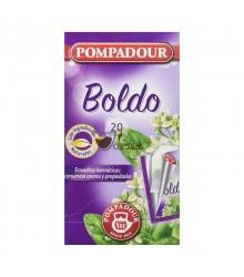 Infusión bolsitas Pompadour® - Boldo - 20 unidades