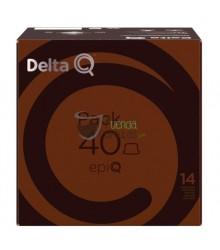 Cápsulas Delta® Q - 14 epiQ - 40 unidades
