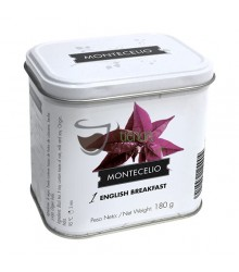 Infusión granel Montecelio - Te negro English Breakfast - 180g