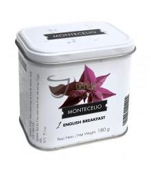 Infusión granel Montecelio - Te negro English Breakfast - 180g