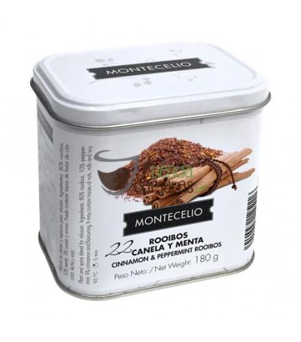 Infusión granel Montecelio - Rooibos Canela y Menta - 180g