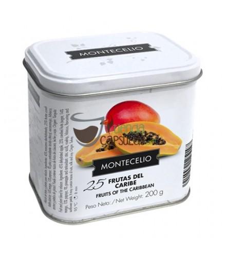 Infusión granel Montecelio - Frutas del Caribe - 200g