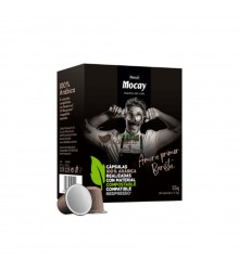 Cápsulas Nespresso®* Mocay - Arábica - 10 unidades